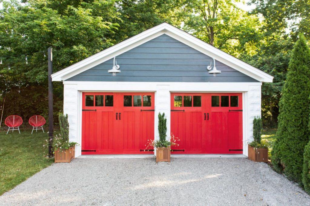 detached garage prices