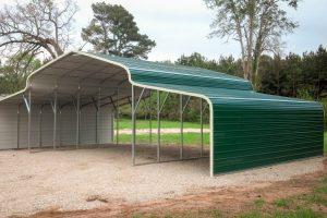 gemco portable buildings carport