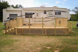 deck builders la