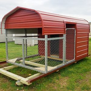 gemco portable buildings kennels