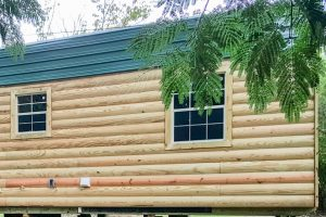 modular cabin delivery financing loans