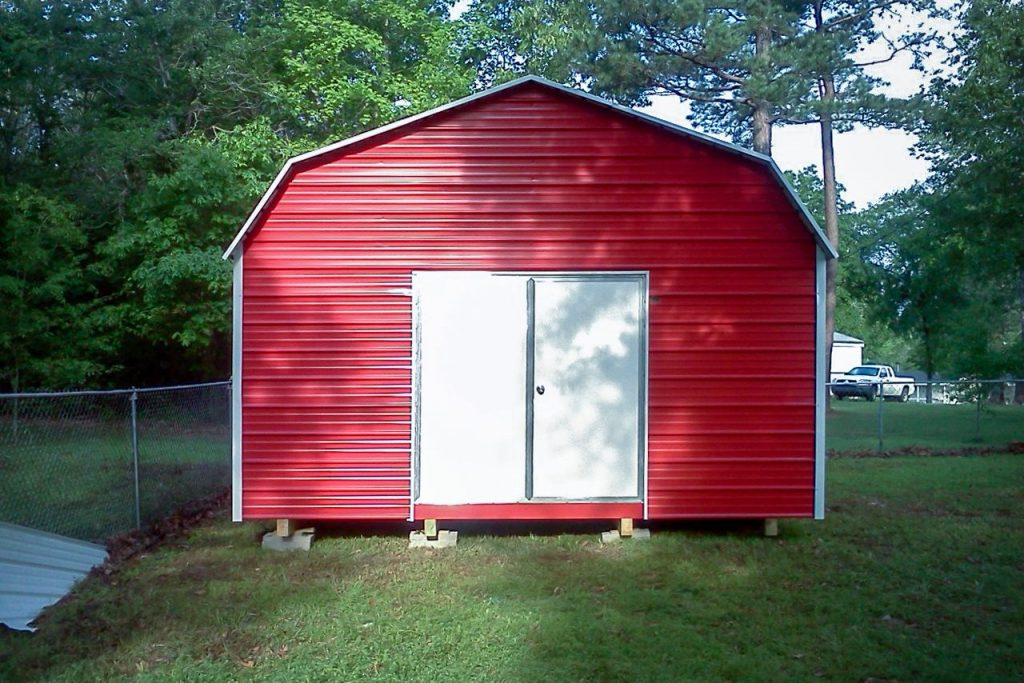 deluxe barn storage sheds delivery affordable
