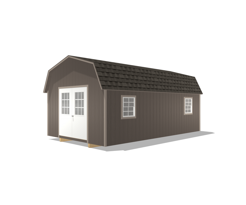 economy barn fusion shed