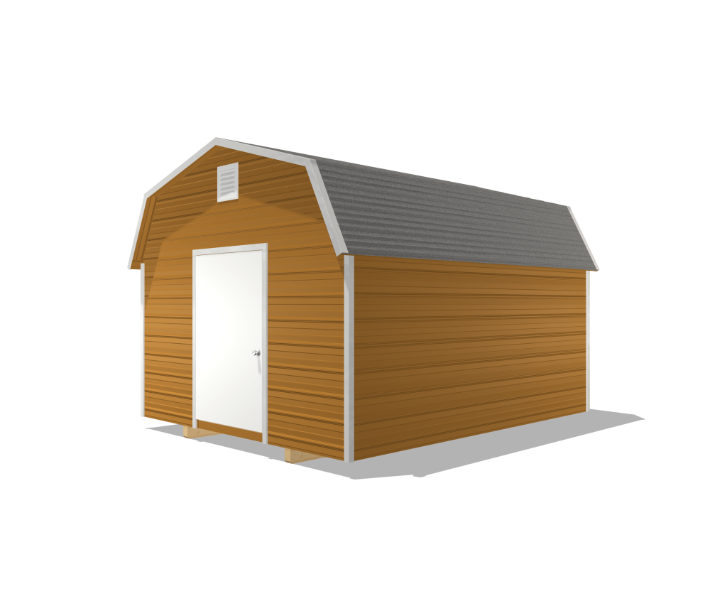 economy barn portable shed