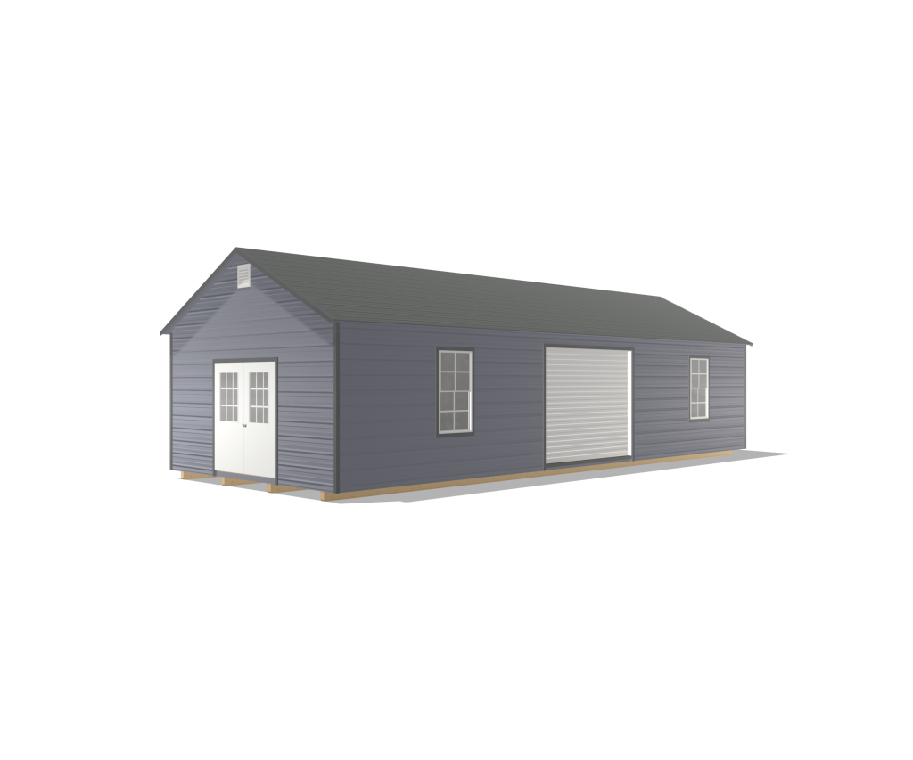 deluxe gable shed roomiee