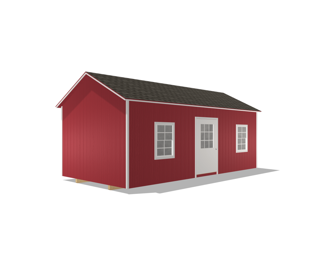 deluxe gable shed fusion