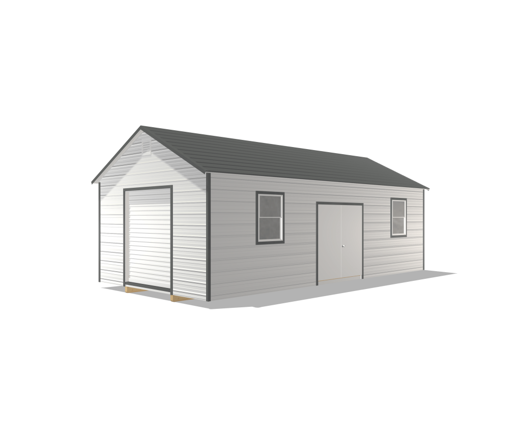 deluxe gable shed tough