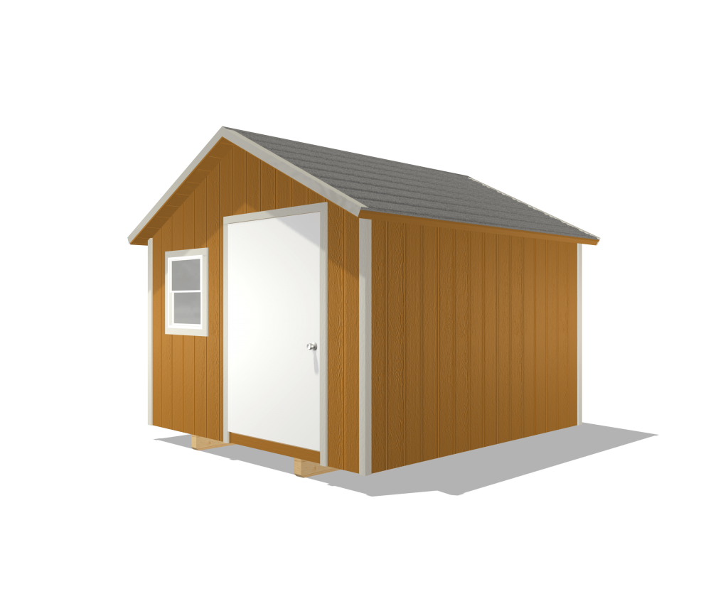 economy gable sheds traditional